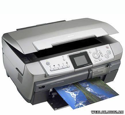 установачный драйвер на сканер epson 660