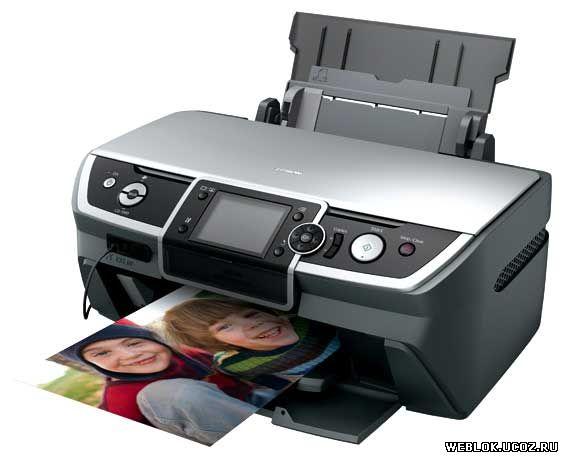 скачать драйвера для принтера epson r 390