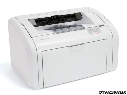скачать драйвера для лазерного принтера hp laserjet 1018